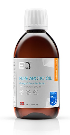 ulei de peste, EQ Pure Arctic Oil Orange