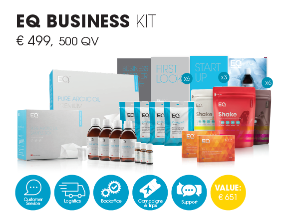 eq business kit