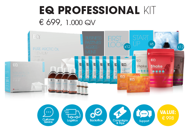 eq professional kit