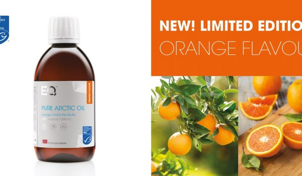 EQ Pure Arctic Oil Orange