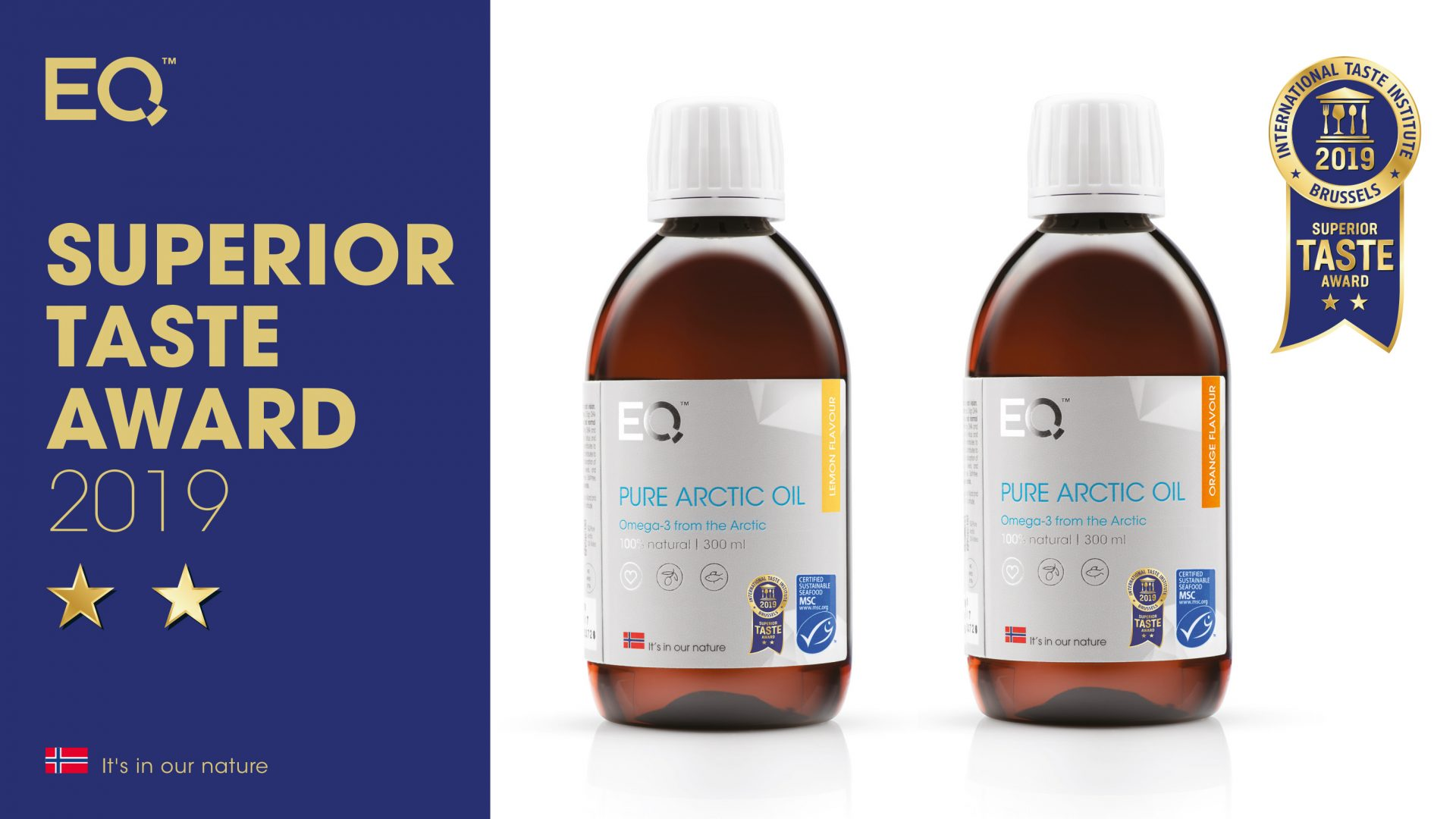 eqology pure arctic oil